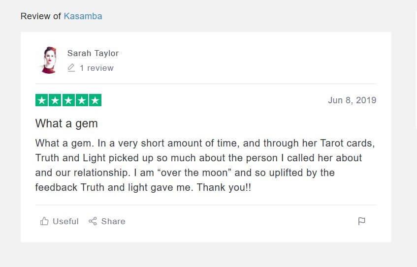 review kasamba1