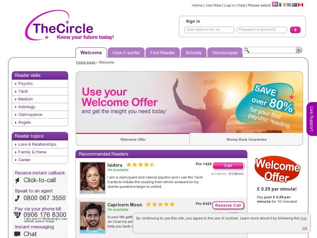 thecircle.com