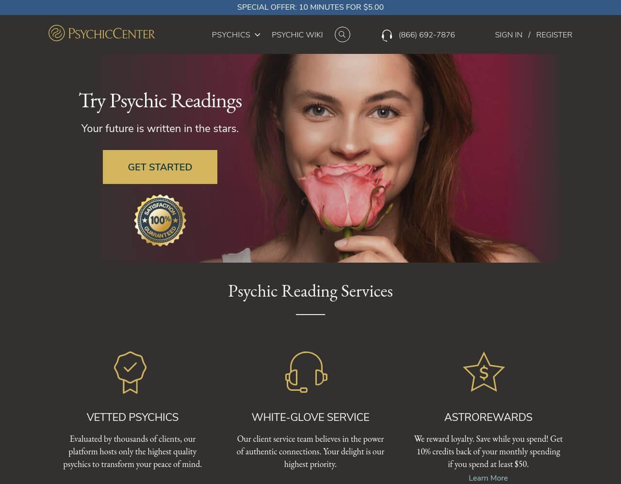 Psychic Center